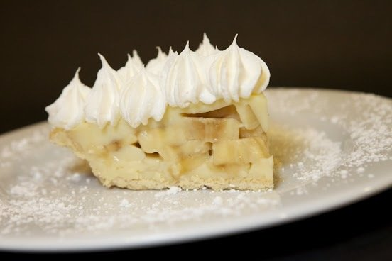 Whole Banana Cream Pie