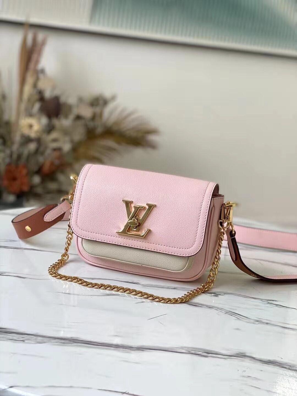 LOCKME TENDER, Cross-Body Bag, Rosewater Pink