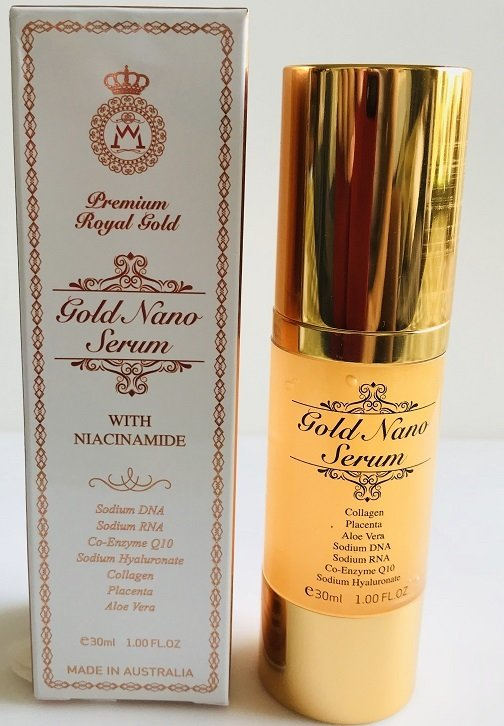 Gold Nano Serum 30ml