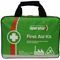 Moderate Risk - Workplace first aid kit