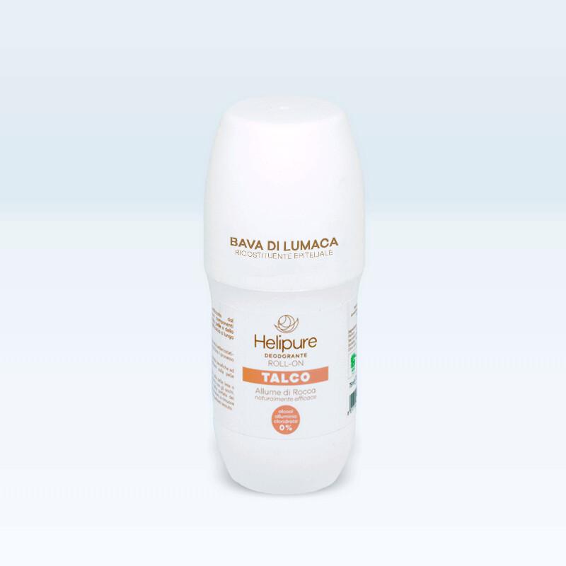 Deodorante Bio alla Bava di Lumaca, Allume di Rocca e Aloe Vera 80 ml