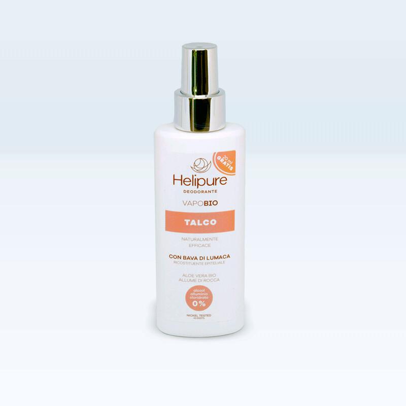 Deodorante Bio alla Bava di Lumaca, Allume di Rocca e Aloe Vera 125 ml