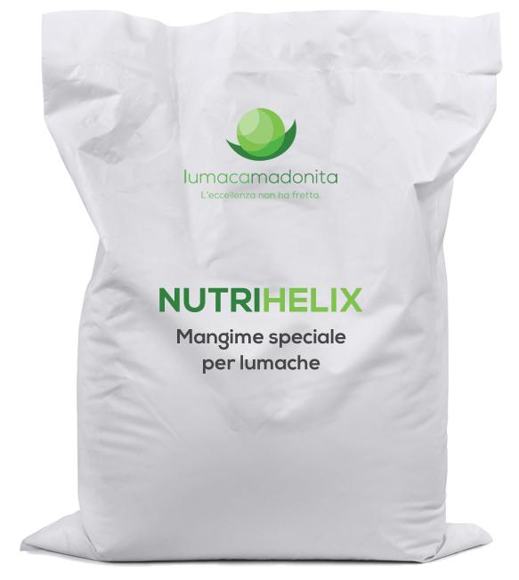 NutriHelix | Mangime speciale per lumache (sacco da 25 kg)