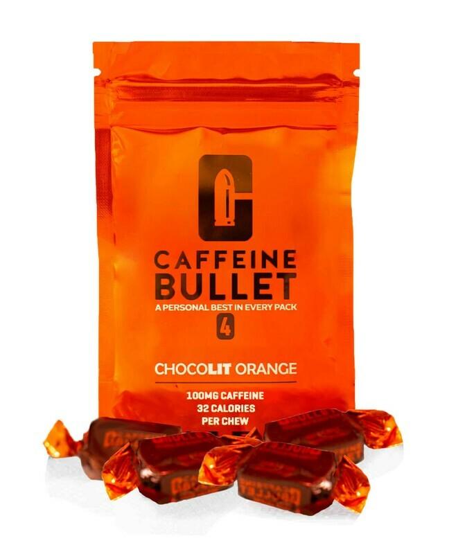 Chocolate Orange - 4 Packets!