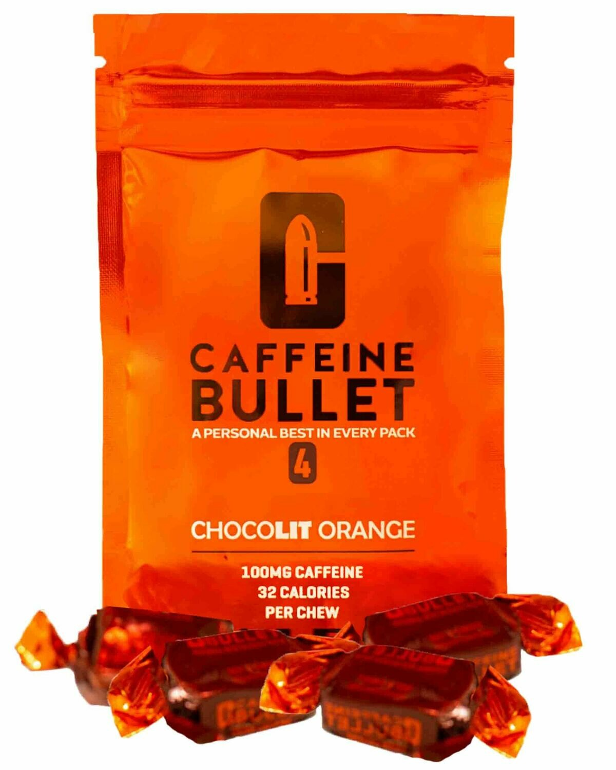 Chocolate Orange - Battalion - 30 Packets!
