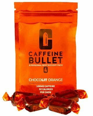 Chocolate Orange - Battalion - 30 Packets!