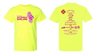 2018 Hot Diggity Dog Jog Shirt