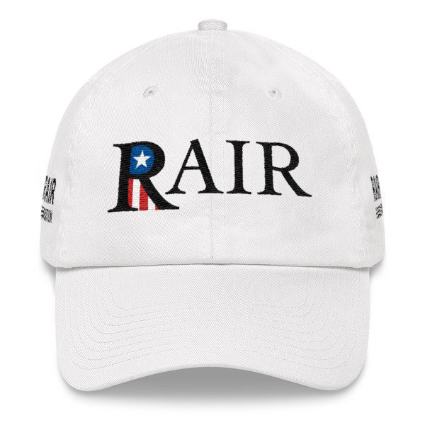 RAIR Foundation 2 Dat hat