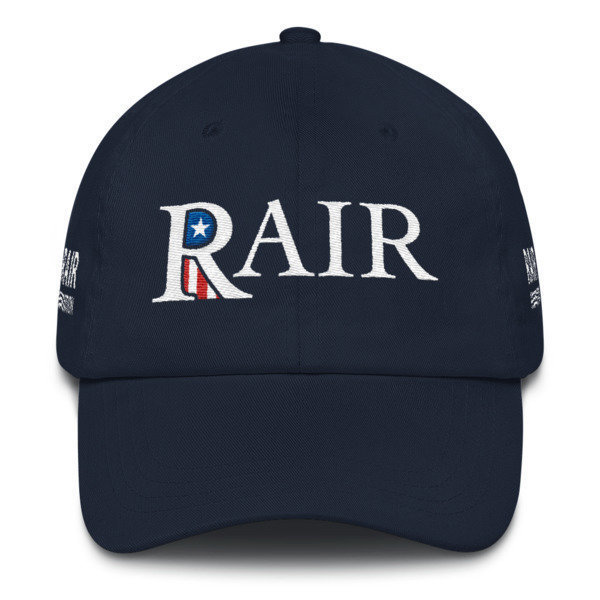 RAIR Foundation Dat hat