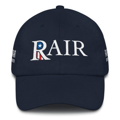 RAIR Foundation Dat hat