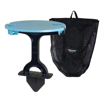 FootStake Tropical Blue Table