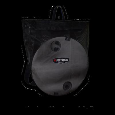 Mesh FootStake Beach Backpack