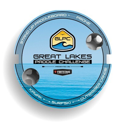 Great Lakes Paddle Challenge - 2021 Limited Edition