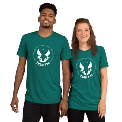 *Unisex Short sleeve Team FTC t-shirt