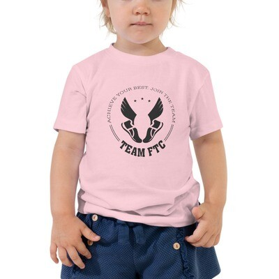 *Toddler Short Sleeve Team FTC Tee