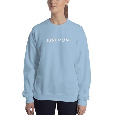 *Just Run Sweatshirt