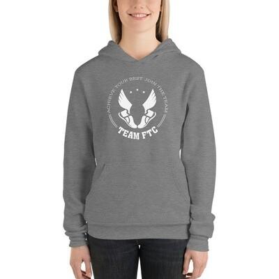 *Team FTC Unisex hoodie