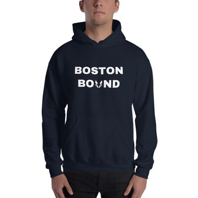 *Boston Bound Hooded Sweatshirt