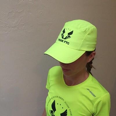 Team FTC Reflective Running Hat