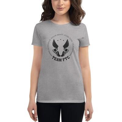 *Team FTC Women's short sleeve t-shirt