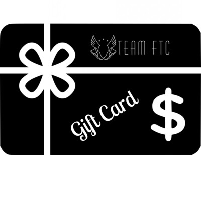 Team FTC Gift card