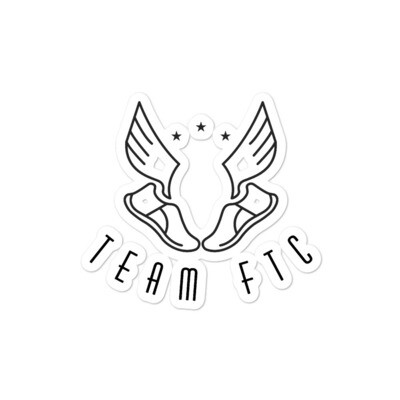 *Team FTC sticker