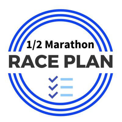 Half Marathon Detailed Race Plan
