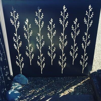 Corten Korokio Screens and Panels