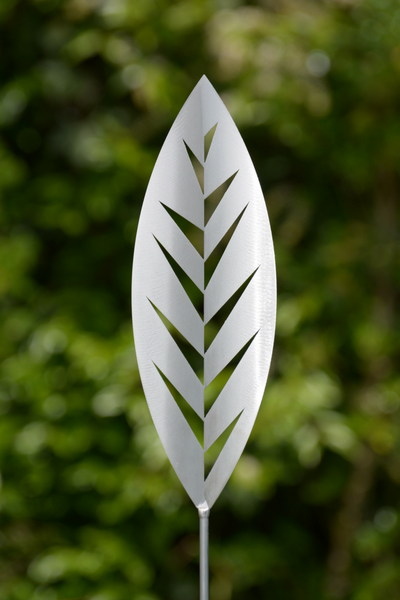 Aluminium Spear -  Leaf