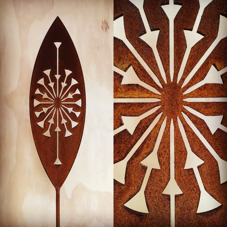 Corten Spear - Tohu