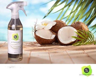 Coconut - Sevende Aromas käsisprei - 500 ml