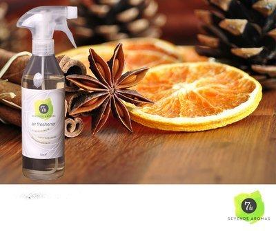 Orange Cinnamon Sevende Aromas käsisprei -  500 ml