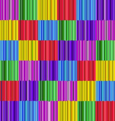 Bright Barcodes