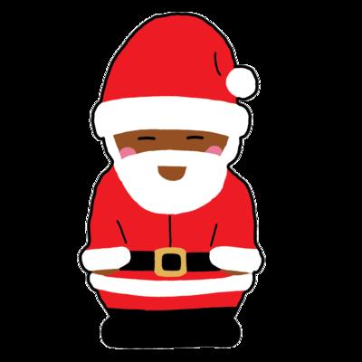Santa (Pack of 3)