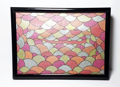 Original Art - Abstract Circles