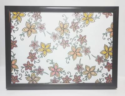 Original Art - Delicate Flowers