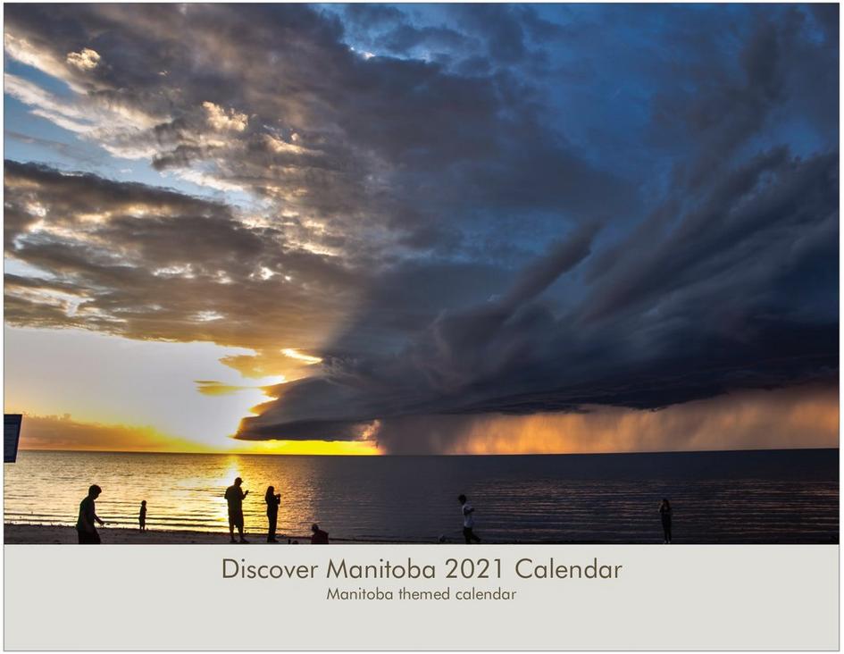 Discover Manitoba 2021 Calendar