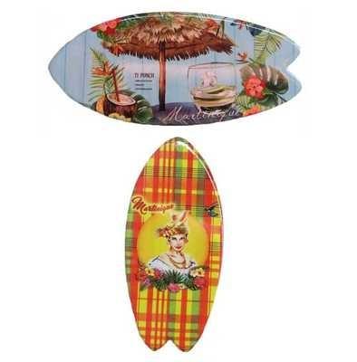 PLANCHE A DECOUPER SURF MARTINIQUE 22 cm
