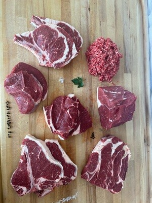 BEEF BOX - Approx. $250-$270