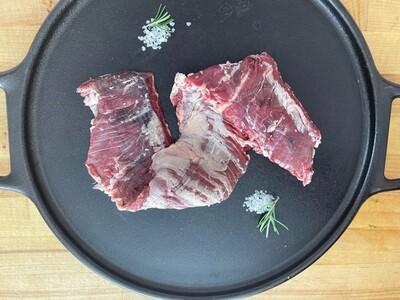 Beef Skirt Steak (Approx. $10/pkg)