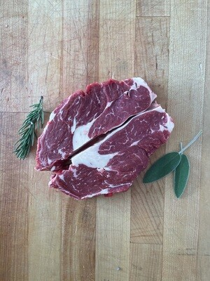 (2) Beef Chuck Eye Steak (Approx. $10/pkg)