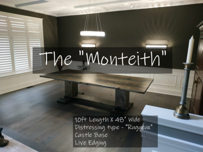 """The """"Monteith"""""""