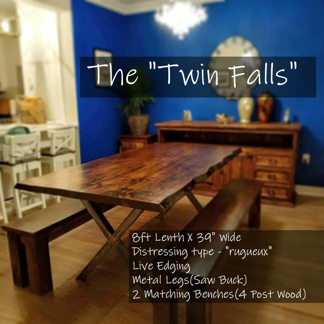 """The """"Twin Falls"""""""