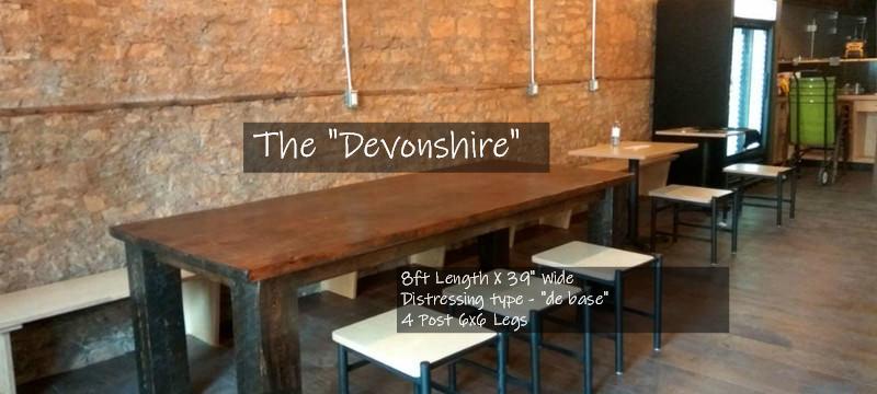 "The ""Devonshire"""