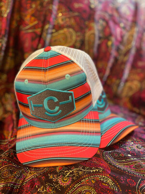 Cavvietta Serape Hat