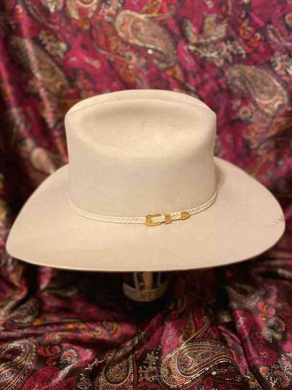 6 7/8 Used Wrangler Hat