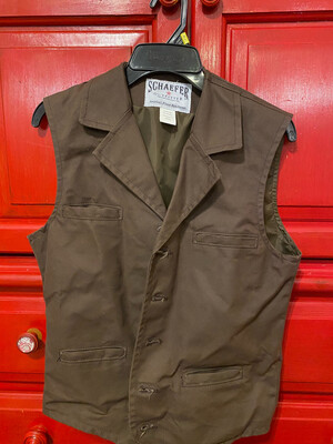 Schaefer Outfitters Vest Small