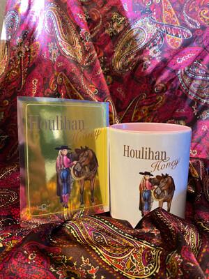 Houlihan Honey Mug & Sticker Set