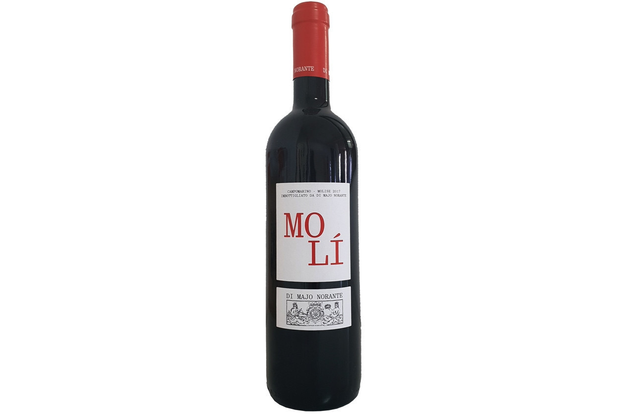 2018er Moli Rosso I.G.T.