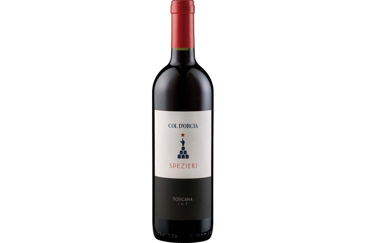 2017er Spezieri Toscana Rosso I.G.T.